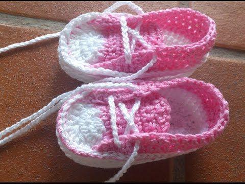 Zapatillas Converse de Verano para Bebé - Parte2 - YouTube