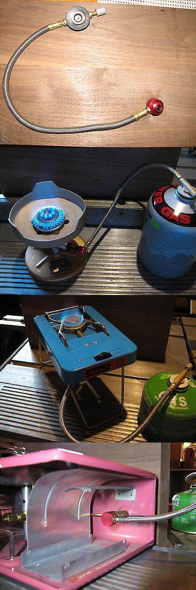 Camping Stoves 181386: Hank Roberts Insta-Lite Lpa Lantern Coleman Picnic Stove Optimus Lp Adapter Kit -> BUY IT NOW ONLY: $30 on eBay!