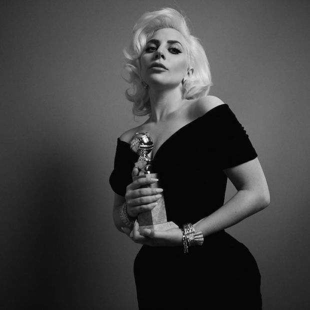 Lady Gaga, Best Actress in a Limited Series or a Motion Picture Made for Television