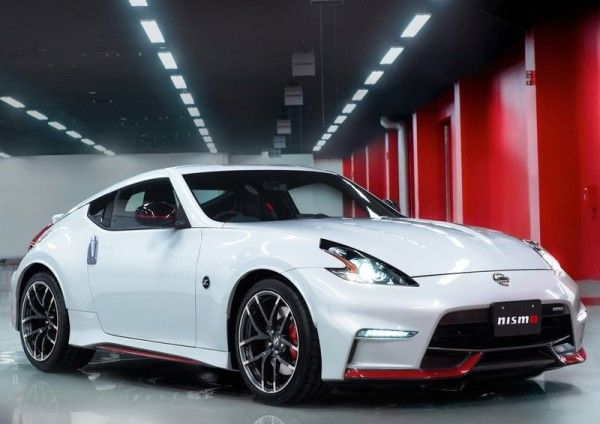 2015 Nissan 370Z Nismo Front 600x424 2015 Nissan 370Z Nismo Review, Specs and Performance