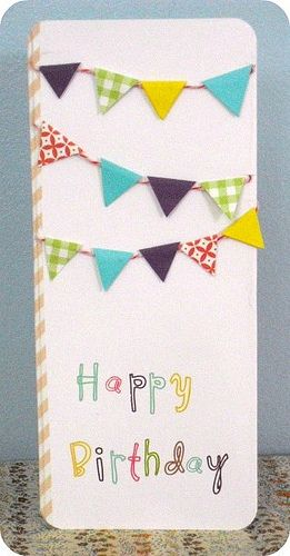 38 Best Birthday Card Ideas Images On Pinterest Card Ideas Gift