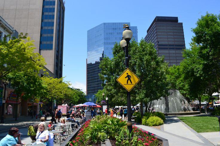 Gore Park Promenade - all summer long Wednesday - Friday in Hamilton, Ontario