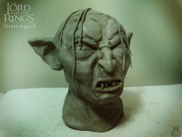 how to create a clay sculpture