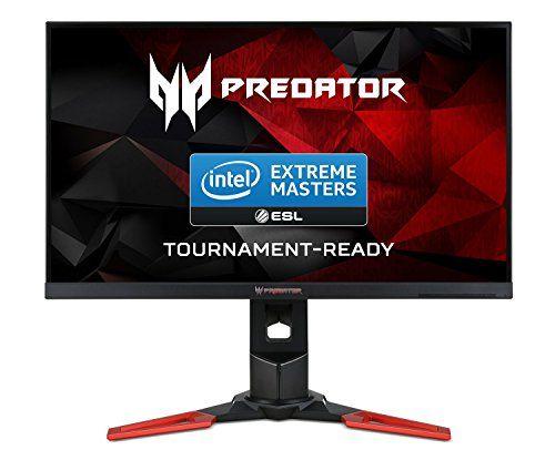 #Sale Acer Predator XB271HUAbmiprz 69 #cm (27 Zoll) Monitor (HDMI  #USB 3.0  DisplayPort...  #Sale Preisabfrage / Acer Predator XB271HUAbmiprz 69 #cm (27 Zoll) Monitor (HDMI, #USB 3.0, DisplayPort, 1ms Reaktionszeit, 2560 x 1440, EEK B, Hoehenverstellbar, Pivot) schwarz/rot  #Sale Preisabfrage   #Gamer #Display, 2560×1440, DisplayPort, HDMI, 1ms, #USB 3.0 (1up/4down), 165Hz, neigbar, hoehenverstellbar,Pivot, Vesa 100×100, Nvidia, G-Sync, 2x 2W #Lautsprecher, EEK: B (41W, 60