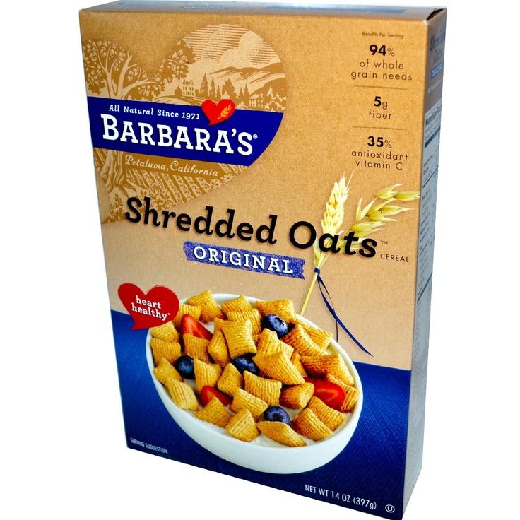 Barbara's Bakery, Morning Oat Crunch Cereal, Original, 14