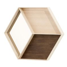 Wall Wonder Mirror Maple, $299, now featured on Fab.