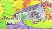 """New artwork for sale! - """" Nissan R35 Gtr by PixBreak Art """" - http://ift.tt/2kS2yiR"""