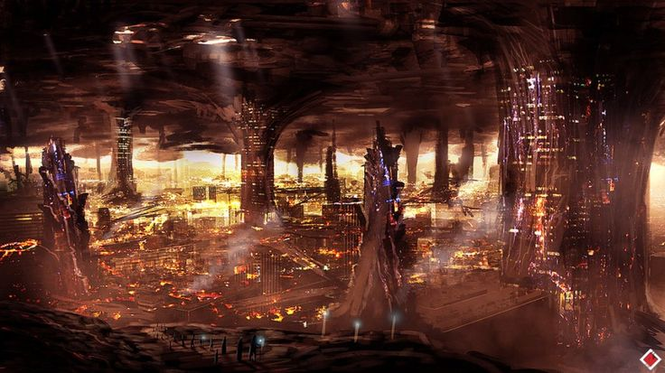 underground cities in the moon | lunar future | Pinterest ...