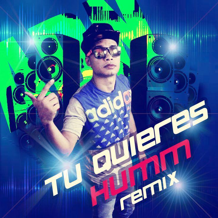 ADN - Tu Quieres Humm (Roudeek Play Remix)