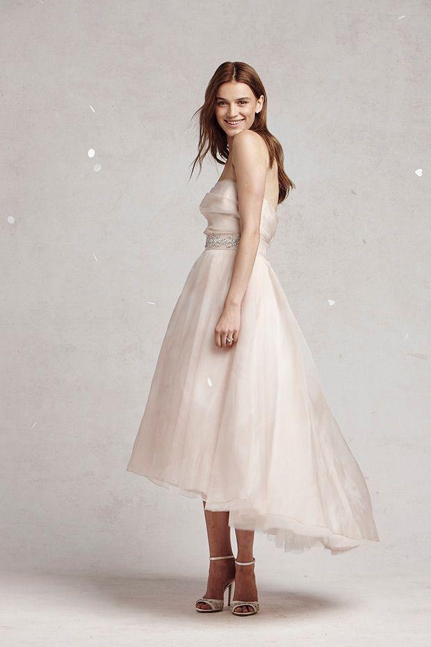 The 456 Best Images About Short Wedding Dresses On Pinterest Short Wedding