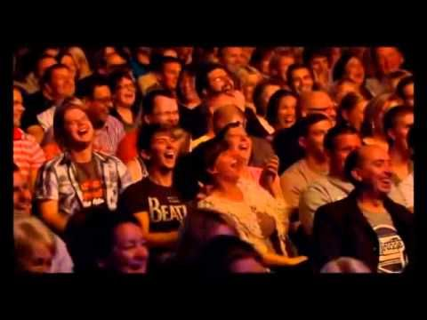 Peter Kay - Funny Song Lyrics - Live Stand Up