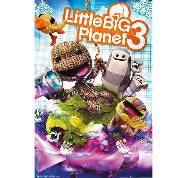 Little Big Planet 3 Poster