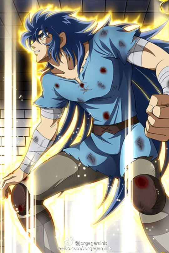 Anime Characters Gemini : Best gemini kanon saint seiya images on pinterest