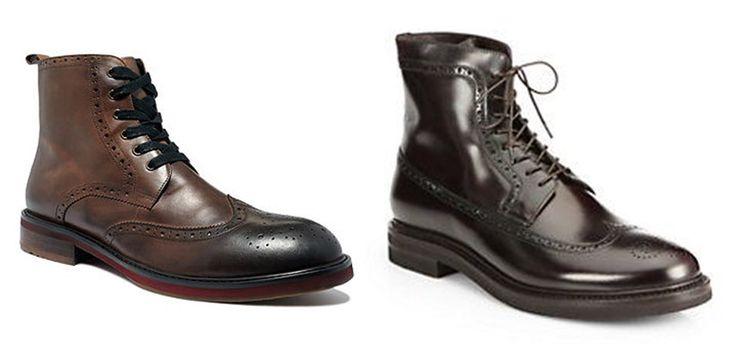 Tá frio! Conheça os principais tipos de bota antes de calçar uma no pé. Todas de cano médio, porque de cano longo ninguém merece, né?...