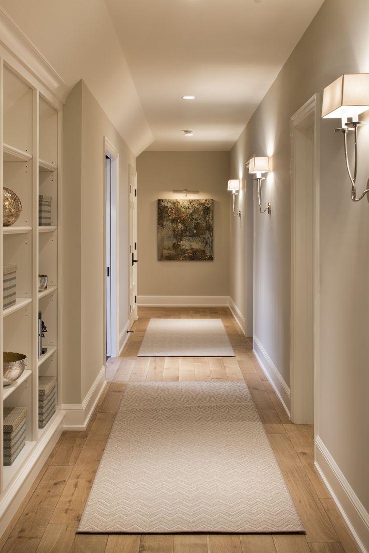 Home interior colour combination  best haunting hallways images on pinterest  hallway lighting