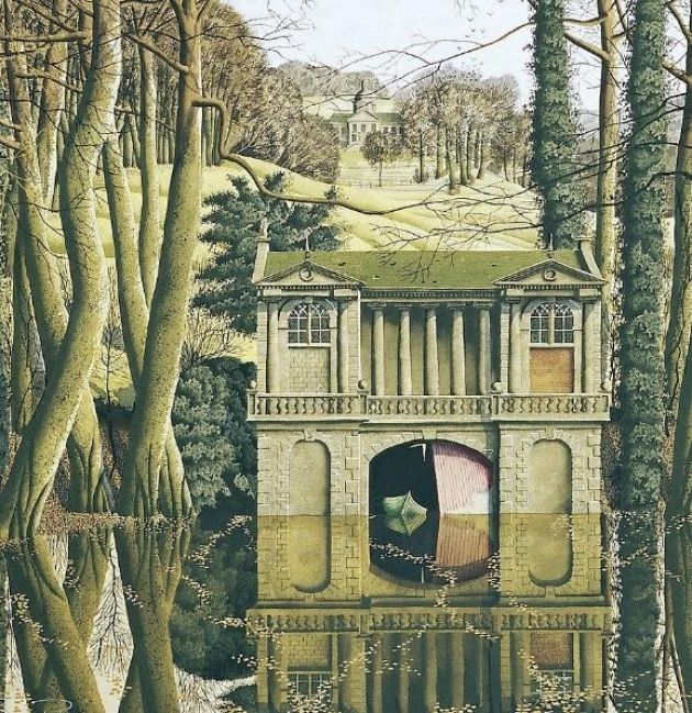 Romantic Revival by Simon Palmer