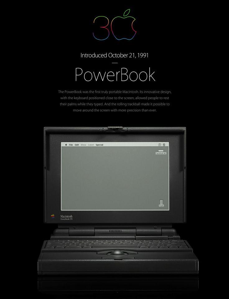 PowerBook > 1991