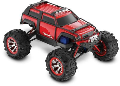 Traxxas SUMMIT VXL TQ 2,4GHz 4WD  RTR 1:16 http://modele.germanrc.pl/pl/p/Traxxas-SUMMIT-VXL-TQ-2%2C4GHz-4WD-RTR-116/1569