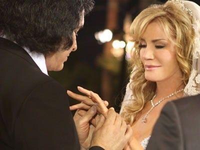 October 1, 2011 | Gene Simmons finally weds Shannon Tweed!