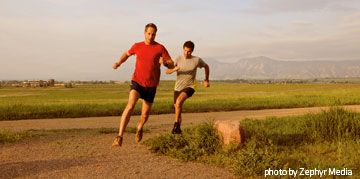 Cross-Country Specific Training Tips   Running Times - Discusses training for maximum effort sustained over an unpredictable course (cross country), which will lead to improvements in time vs. minimum pace sustained over a flat, predictable course (track)