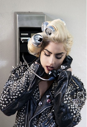 "Lady Gaga - I'm not a huge fan of her really over-the-top looks but I love the stylistic elements of her videos. My personal favorites are her (and Beyonce's) looks in ""Telephone"", her looks in ""Born This Way"", in ""Judas"", in ""Paparazzi"", and some of ""Alejandro""."