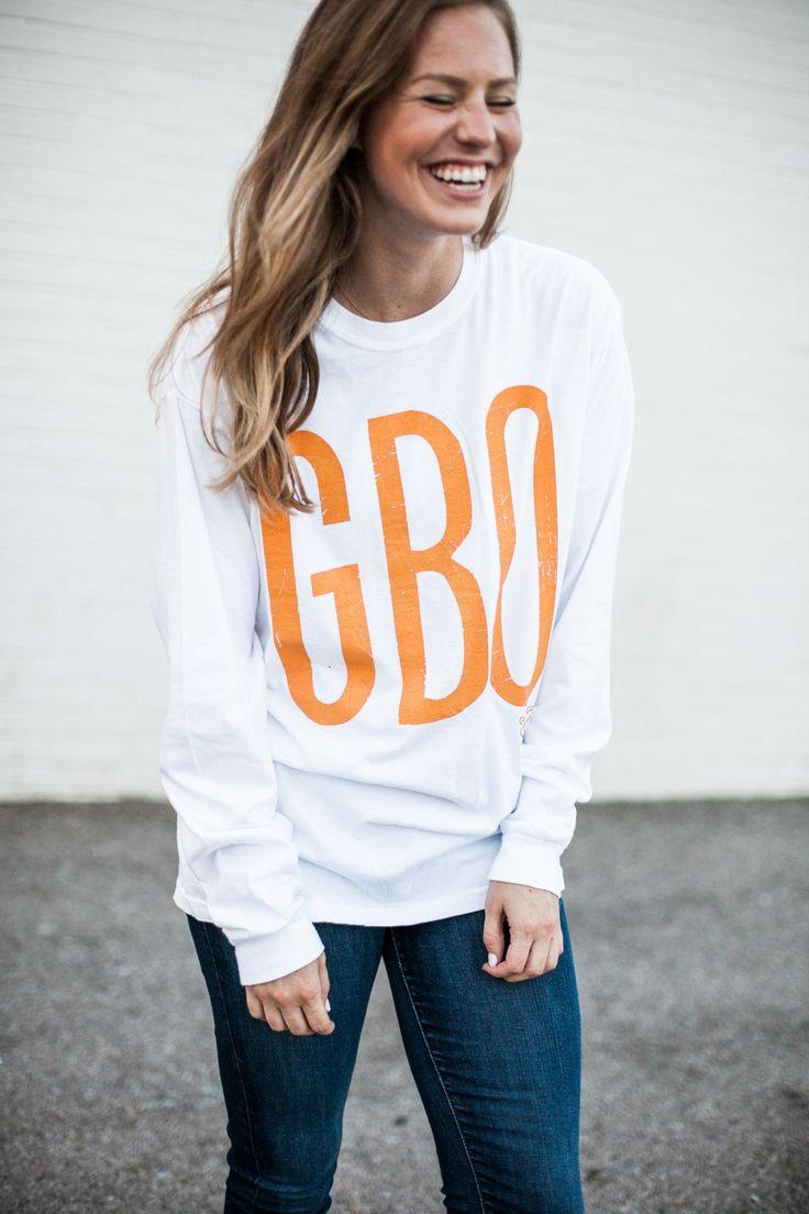 GBO Long Sleeve Comfort Colors