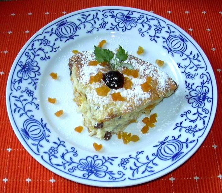 Tvarohový nákyp :: Domací kuchařka - vyzkoušené recepty