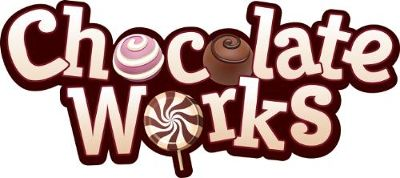 Chocolate Store Logo | Chocolate Works transforms the corner candy shop into an interactive ...