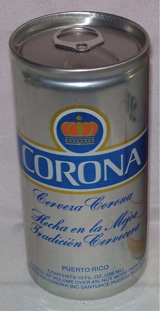 Cerveza Corona, lata nueva, Cervecería Corona Inc.