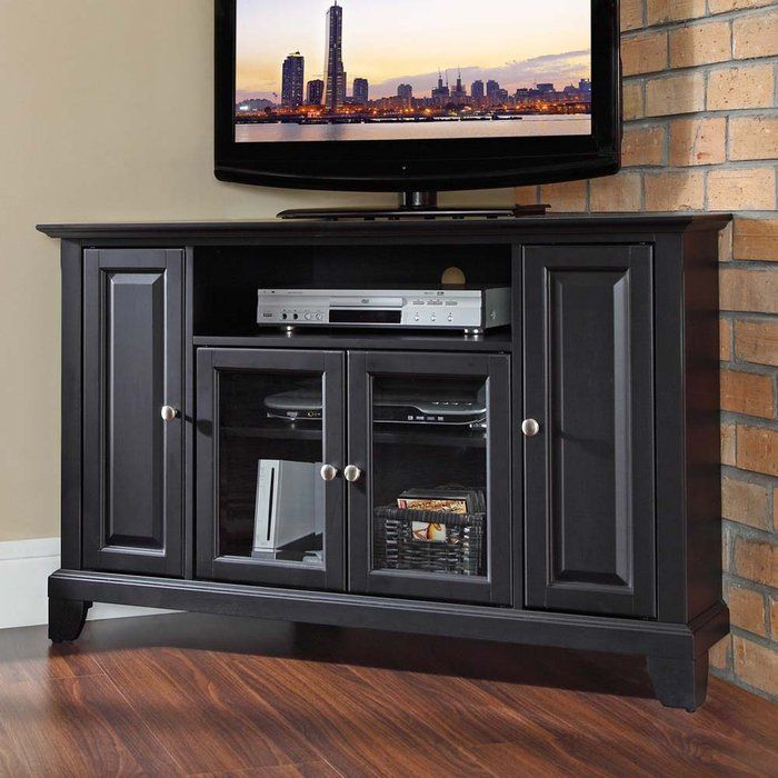 Making A Corner Tv Cabinet