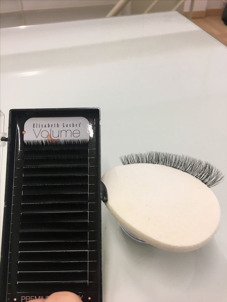 Russian volume! The best! Lashes
