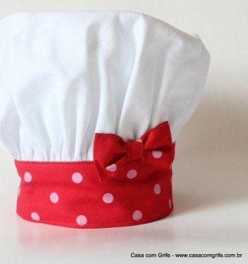 como fazer chapéu de chef - Pesquisa Google
