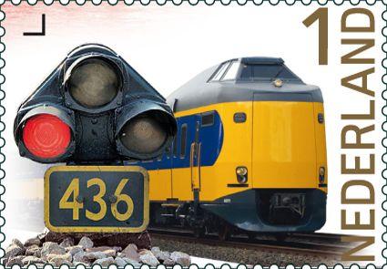 175 jaar Spoorwegen in Nederland