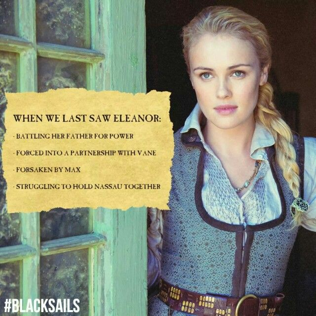 Eleanor Guthrie /black Sails | Tv Shows | Pinterest