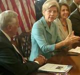 Elizabeth Warren and the 50/30/20 budgeting rule of thumb