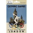 London Olympic cards