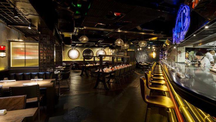 Actualidad Actualidad Rafael Ansón augura éxito para StreetXO, el nuevo restaurante de Dabiz Muñoz en Londres