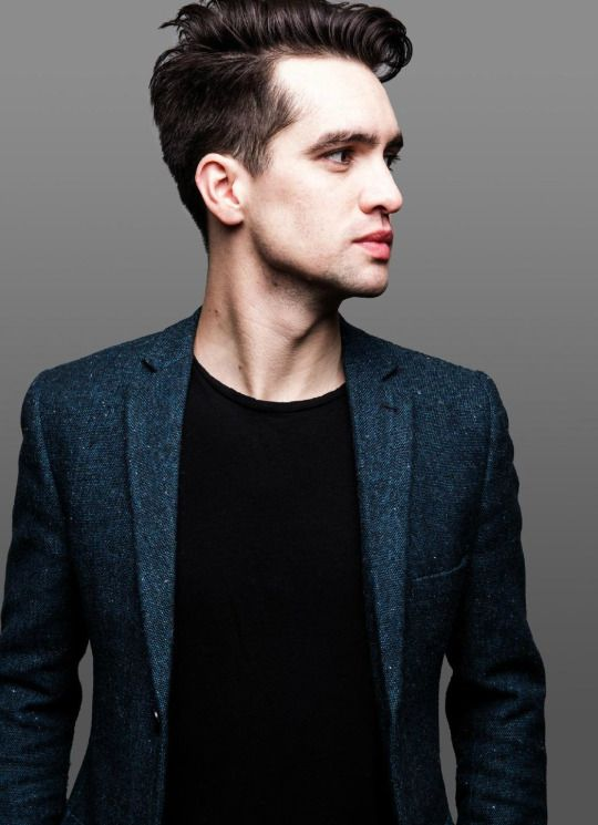 Brendon Urie for Upset Magazine February 2016 | Sexy guys ...