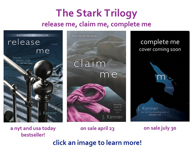 Stark Trilogy by J. Kenner erotic romance: 50 Shades Of Grey The Movie, Books Worms, Books Worth, Books I M, Books Books Books, Favorite Books, Erotic Romances Books, Books After 50 Shades, Books Reading