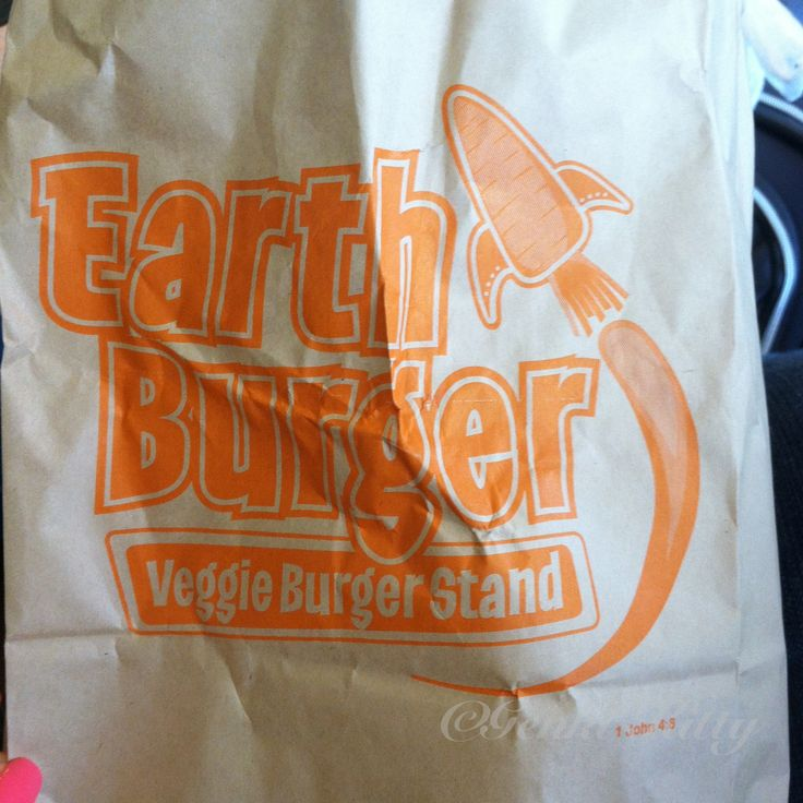 Earth Burger Vegan Fast Food in San Antonio, Texas