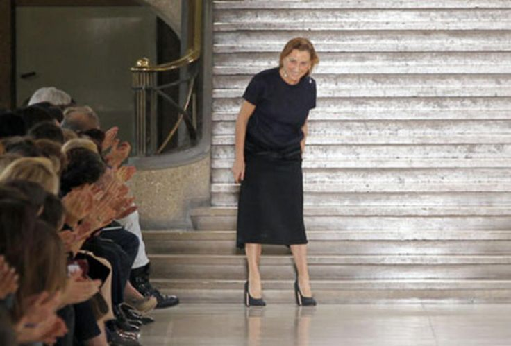 Designer Basics: Miuccia Prada. From Ph.D. to powerhouse, Miuccia Prada's journey hasn't been a typical one.