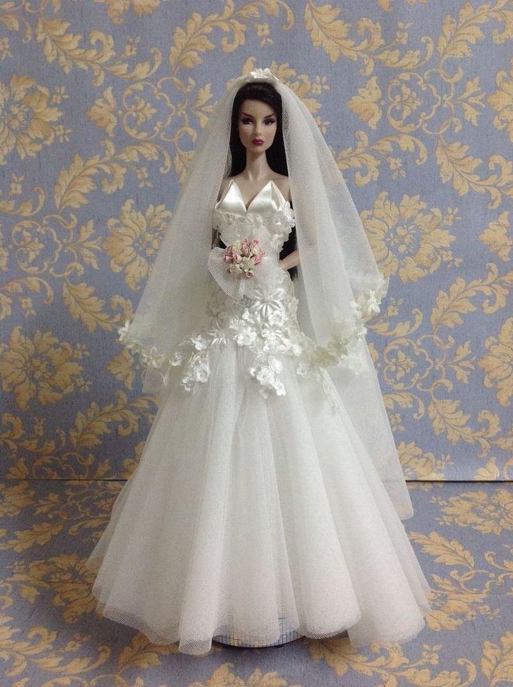 1070 Best Barbie Brides Images On Pinterest Barbie