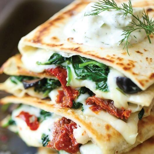 50 Healthy Mediterranean Diet Recipes and Meal IdeasJeanine Rhodes