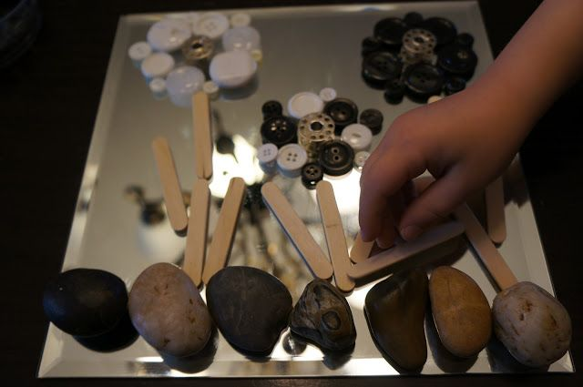 Playful Learning in the Early Years: Loose Parts Provocation with Mirrors