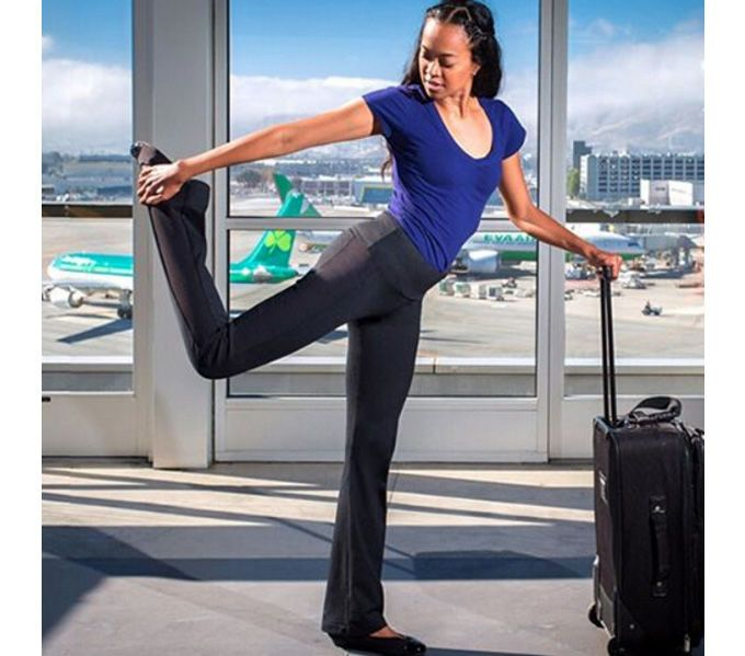 "Startup Fashion Company That Makes ""Dress Yoga Pants"" Raises $15 Million in Funding 