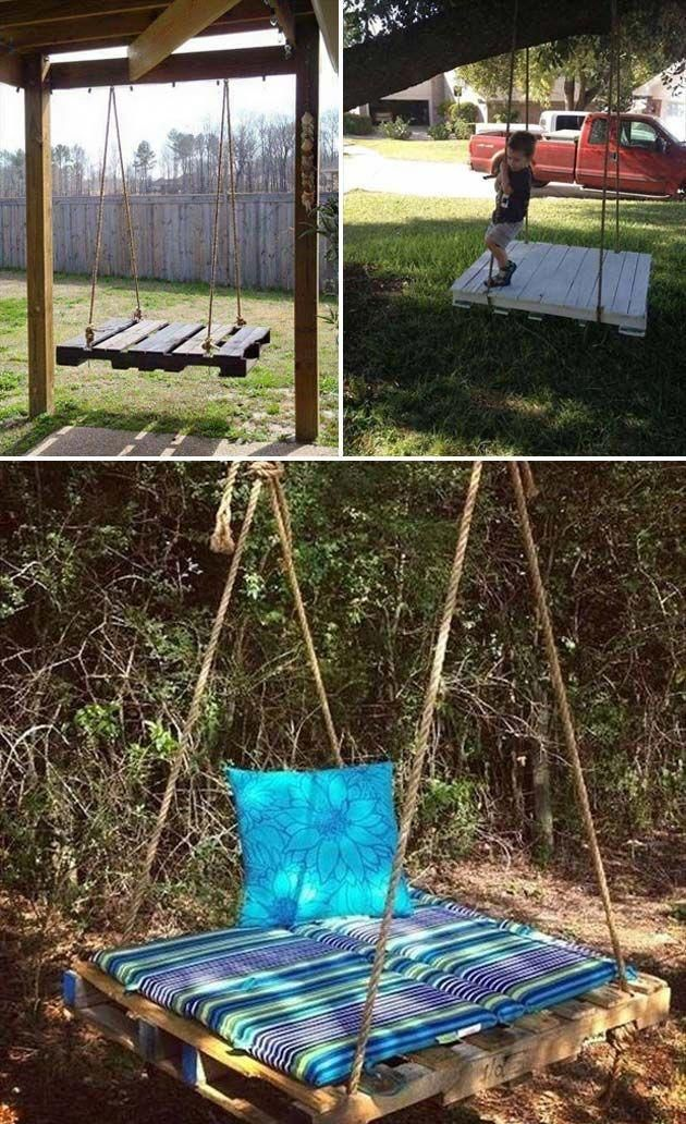 With Warm Weather Comes Ample Opportunity To Outdoor Activities Mostly The Ids Like To Spend Their T Outdoor Fun For Kids Outdoor Pallet Projects Outdoor Kids