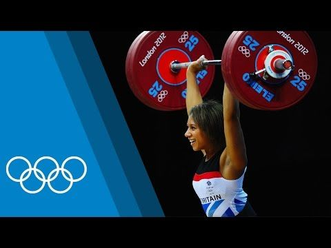 Anatomy of a Weightlifter with Team GB - YouTube