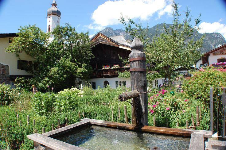 Ehrwald, Austria.