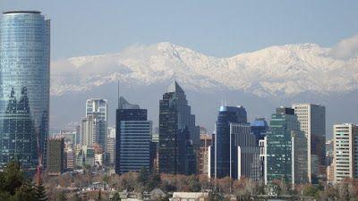 De compras en Santiago de Chile: La razon de este BLOG