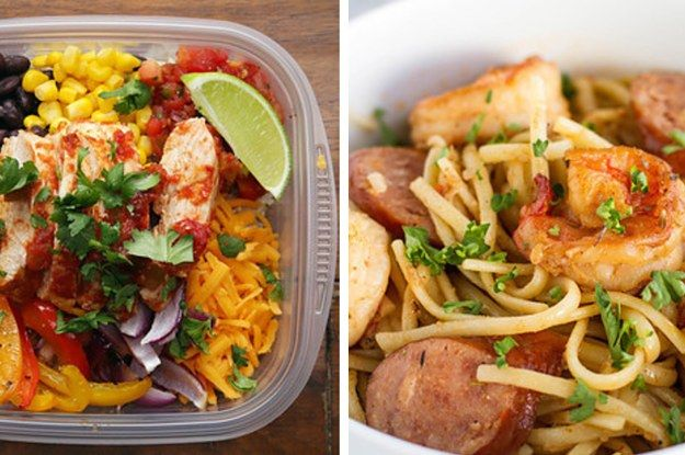 72 Insanely Popular Dinners You Have To Try In 2017